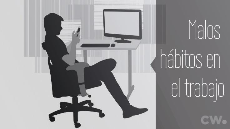 Malos hábitos laborales: ¿Cómo evitar un colapso mental antes de que sea tarde?