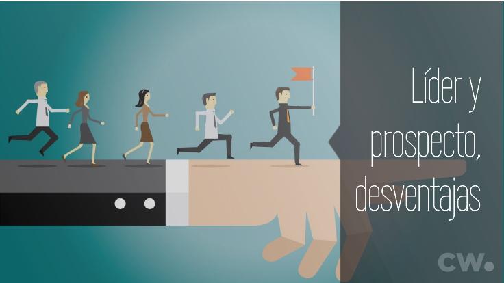 Malos hábitos en los negocios: la gran desventaja de un líder y prospecto